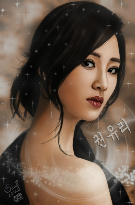 Kwon Yuri par Sury